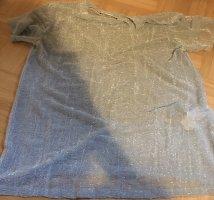 Shirt Glitzer Metallic