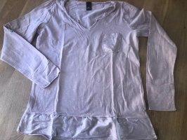 B&C collection T-shirt col en V multicolore