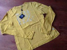 Shirt Longsleeve Langarmshirt Nabholz Curry Gr. S