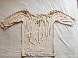 Capito Camisa tipo Carmen crema