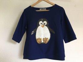 Shirt mit Pinguin lustig