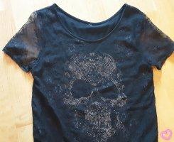 shirt mit Totenkopf