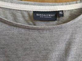 Brodway T-shirt argenté-gris clair