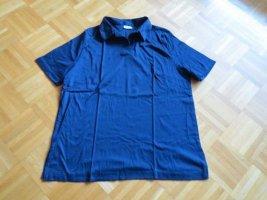 Atelier Goldner Schnitt Polo bleu