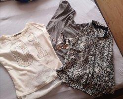 Shirt und Jacken Mix