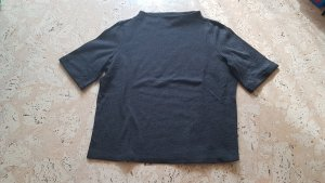 Opus Oversized Shirt dark grey