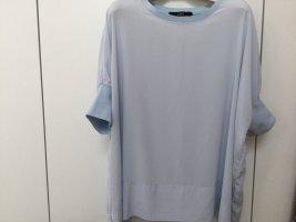 Steffen Schraut T-shirt azzurro Seta