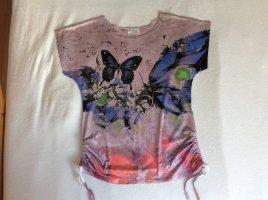 Shirtbluse mit Schmucksteinchen