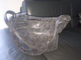 Fritzi aus preußen Borsa shopper grigio-grigio scuro