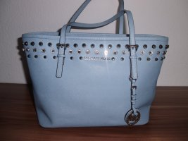 Michael Kors Shopper azure-silver-colored