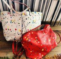 0039 Italy Shopper multicolored
