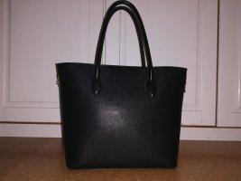 H&M Basic Comprador negro-color oro