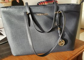 Michael Kors Shopper dark blue
