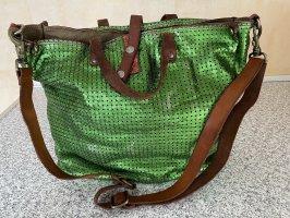 Campomaggi Shopper green-brown