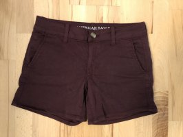 American Eagle Outfitters Short bordeaux