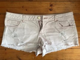 Review Shorts light pink