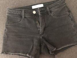 JDY denim Jeansowe szorty czarny