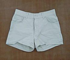 Pioneer Pantaloncino di jeans beige chiaro