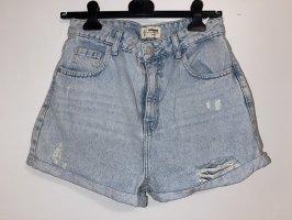 Tally Weijl Shorts light blue