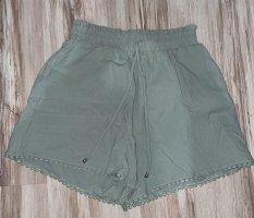 SheIn Short gris vert