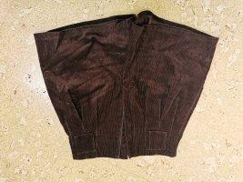 Orsay High-Waist-Shorts dark brown-black brown