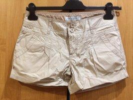 Shorts beige, Clockhouse, Gr. 36