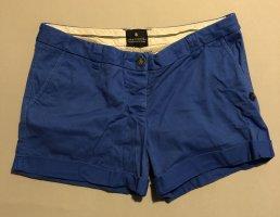 Maison Scotch Shorts blue cotton