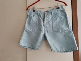 Shorts Damen Sommer Leinen Shorts