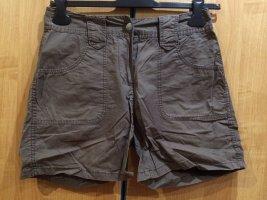 Shorts dunkelbraun, Biaggini, Gr. 38