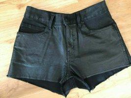 Eleven Paris Shorts nero Cotone