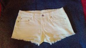Shorts Gr. 34/XS NEU Gelb