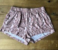 Shorts H&M aprikot Schlange M