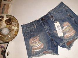 Shorts in Größe S/M