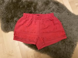 Shorts in pink