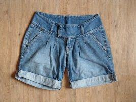 Shorts Jeans kurze Hose blau Vero Moda