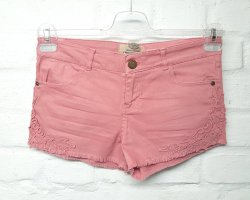 Bershka Hot Pants multicolored cotton