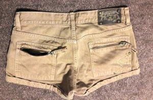 Staff Jeans Denim Shorts camel