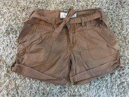 Shorts mit Bindeband