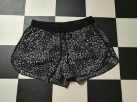 C&A Clockhouse Short de bain blanc-noir