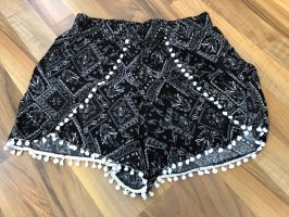 Shorts mit Muster