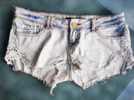 Tally Weijl Hot pants azuur-wit