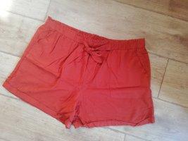 Shorts Panty Gr. 48 neu rostrot rost kurze Hose Sommerhose