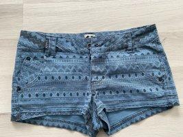Ragwear Shorts steel blue