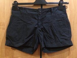 Shorts schwarz, Clockhouse, Gr. 36