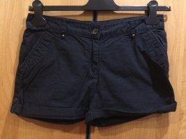 Shorts schwarz, H&M, Gr. 36