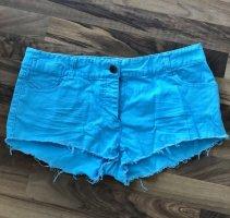 G!na Hot Pants turquoise-light blue