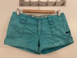 Vans Shorts turquoise-light blue