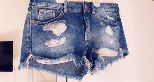 Shorts von Bershka