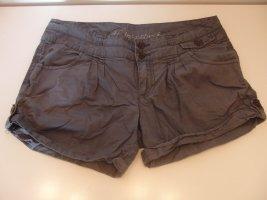 Shorts von ESPRIT - dunkelgrau - Gr. 36 (38)