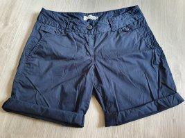 Tom Tailor Shorts dark blue